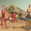 コイケヤスゴーンCMのダンスがおもしろい!グロ族とは?【CM2017】