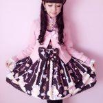 ロリータモデル(青木美沙子)がかわいい!お茶会とは?年齢やメイク方法、スッピンや私服は?