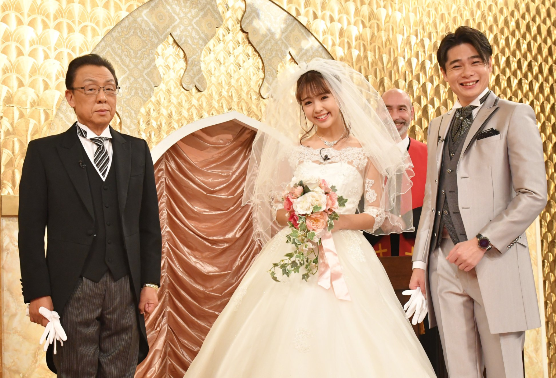 富美男 妻 梅沢 梅沢富美男の子供(娘)は2人!大学は、婚約者と結婚した!?画像